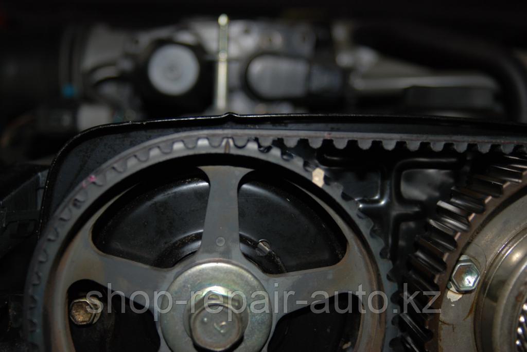 Замена ремня ГРМ пежо (Peugeot) 206,Partner 1.4