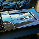 Конструктор Lepin 20086 аналог Лего Lego Technic 42083 KING QUEEN 90056 Bugatti Chiron Бугатти Широн д 4028 шт, фото 7