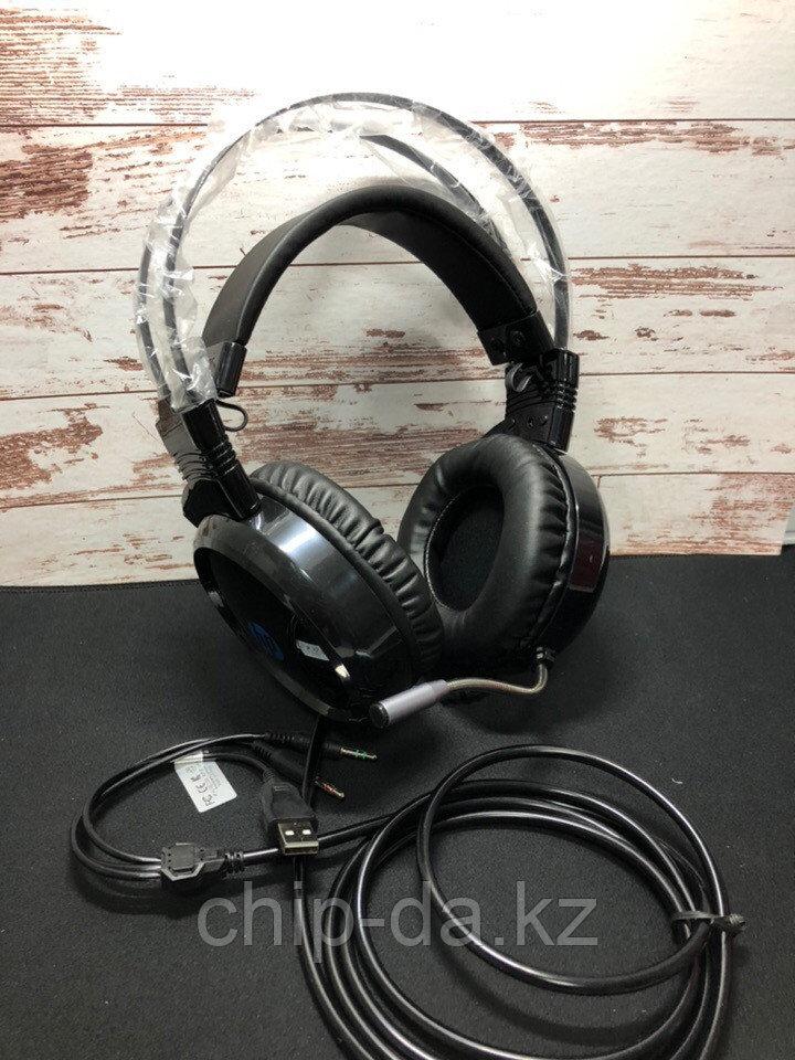Наушники игровые HP H120