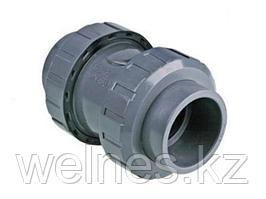 Обратный клапан PVC (75 мм)