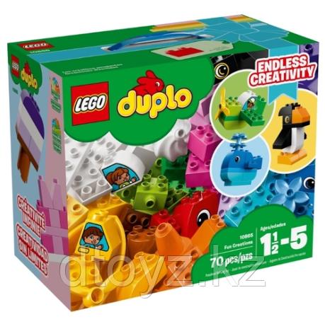Lego DUPLO 10865 My First Весёлые кубики, Лего Дупло
