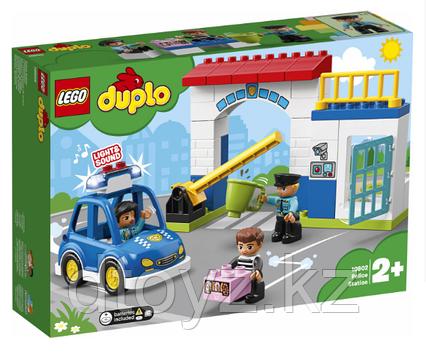 10902 Lego Duplo Полицейский участок, Лего Дупло