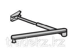 Рычаг складной (серебро) для доводчика TS83