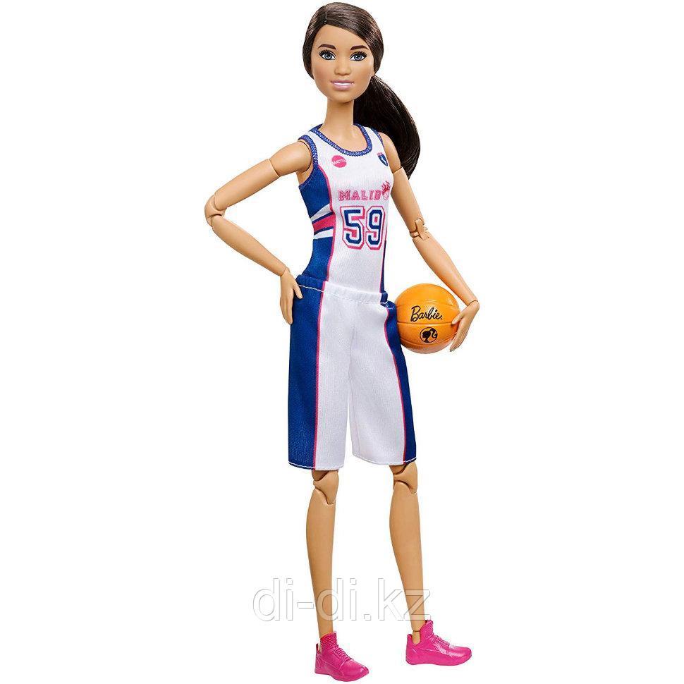 "Barbie Барби серия ""Безграничные движения"" Кукла барби Баскетболистка"