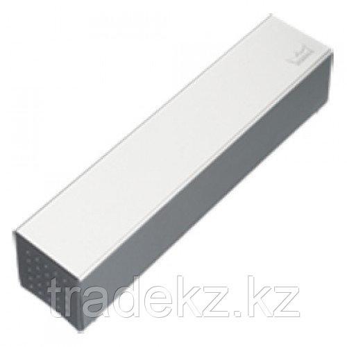 Доводчик дверной Dorma TS 92B EN 2-4, без шины, со скользящим рычагом, серебро