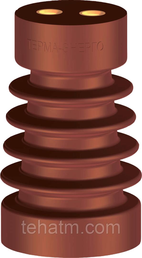 ИОЭЛ 10-8-098-00 УХЛ2 и У3 полимерный изолятор опорный 10 кВ