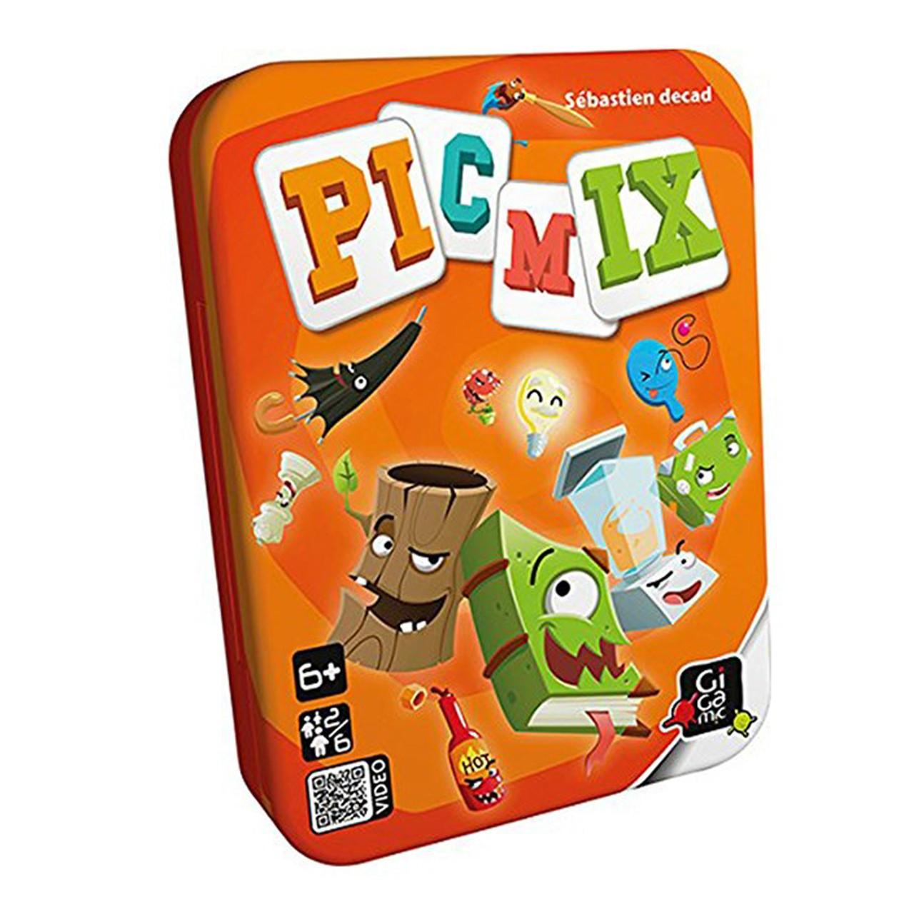 Настольная игра ПиксМикс (PICMIX)