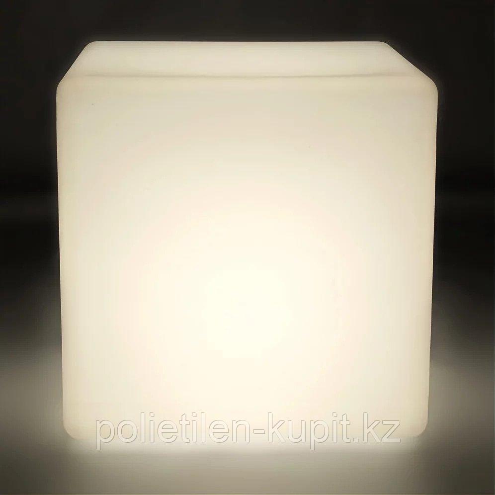Cветящийся LED куб 30*30 см