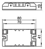Дроссель электронный VS ELXs 126.906, фото 2