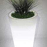 Светящееся кашпо, светящийся горшок LED 545-720-1100, фото 2