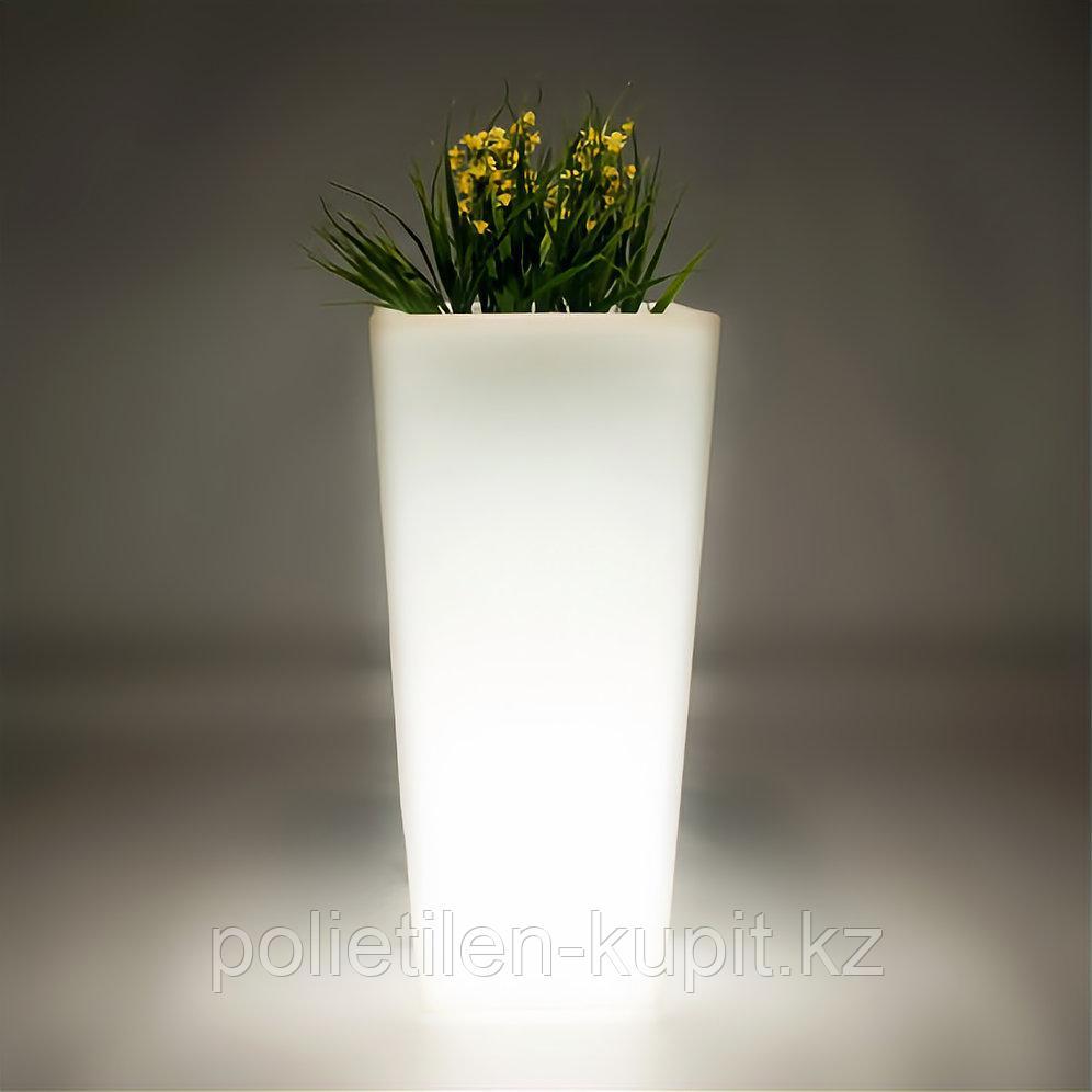 Светящееся кашпо, светящийся горшок LED 250 170 560