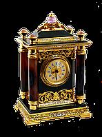 """Часы каминные """"Класика"""" долерит - Купить в Казахстане"""