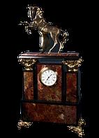 """Часы каминные """"Конь"""" - Купить в Казахстане"""