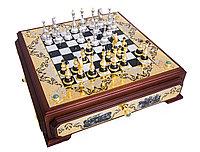 """Шахматы """"Решающее сражение"""" - Купить в Казахстане"""