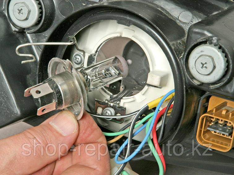 Замена лампочек автомобиля  в г. Нур-Султан (Астана)
