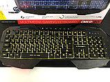 Игровая клавиатура с подсветкой Crown cmkg-401, фото 3