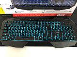 Игровая клавиатура с подсветкой Crown cmkg-401, фото 4
