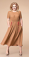 Платье Romanovich-1-1793, терракот, 56