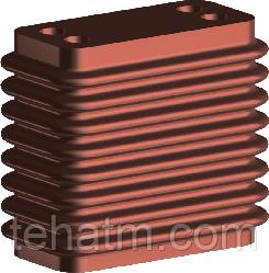 ИОЭЛ 10-20-035-00 УХЛ2 и У3 полимерный изолятор опорный 10 кВ