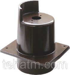 ИПЭЛ 10-024-00 УХЛ2 полимерный изолятор проходной 10 кВ