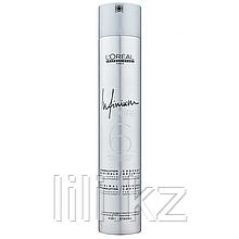 Лак для волос сильной фиксации L'Oreal Professionnel Infinium Pure 300 мл.