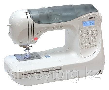 Компьютерная швейная машина Brother QS-480