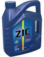Моторное масло ZIC Х5 DIESEL 10w40 6литров