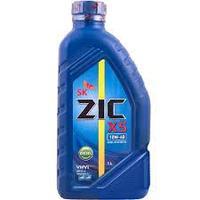 Моторное масло ZIC Х5 DIESEL 10w40 1литр
