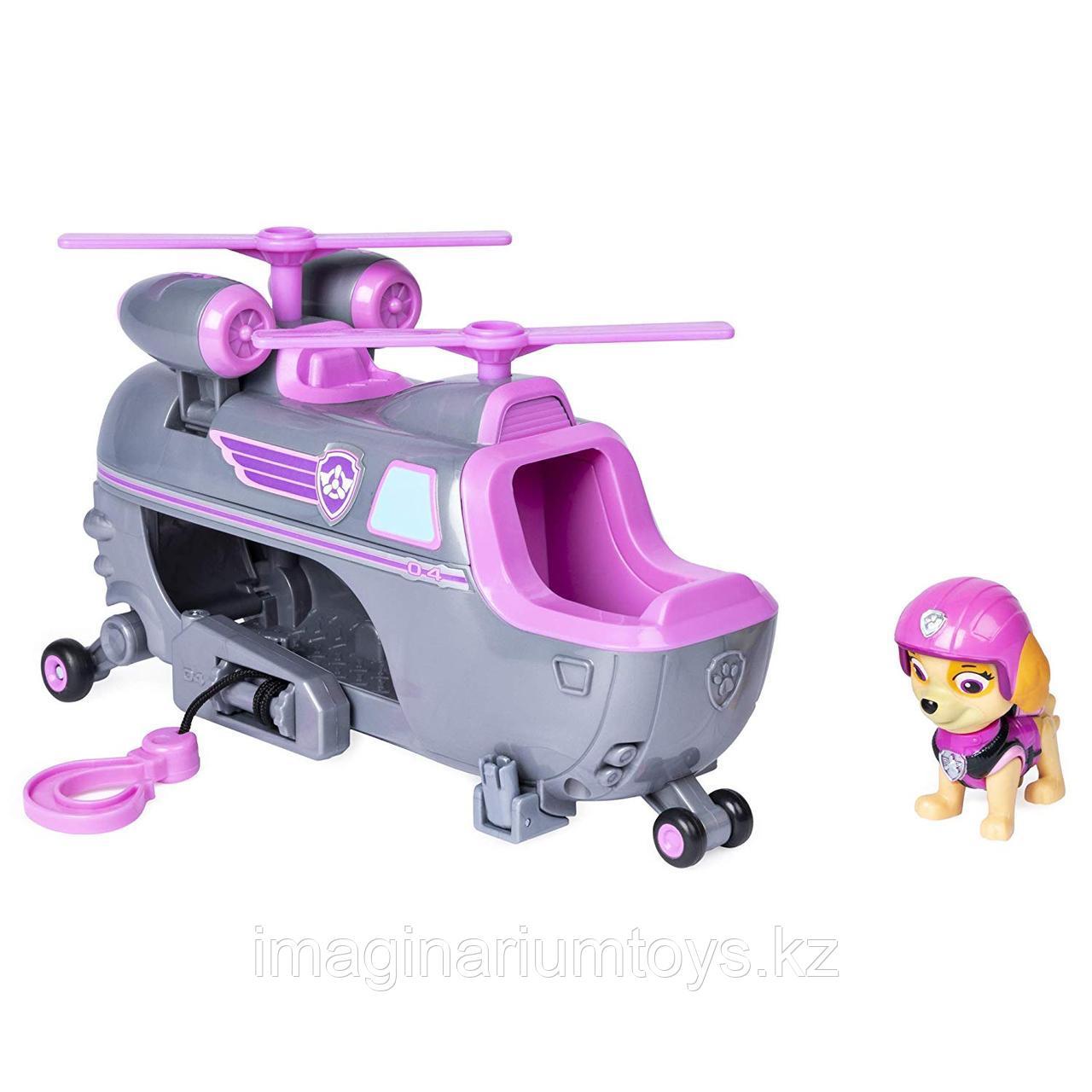Щенячий патруль «Скай» с большим вертолетом. Новая серия.