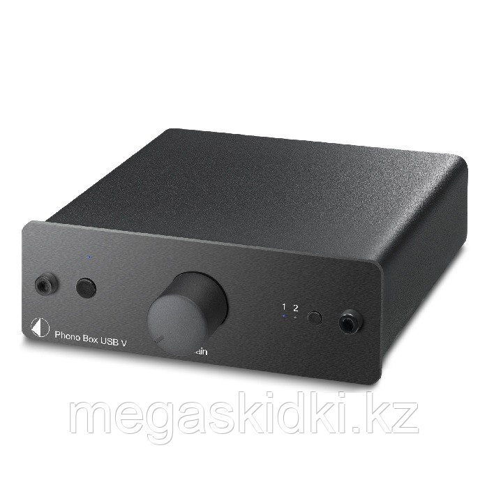 Фонокорректор Pro-Ject Phono Box USB V DC Черный
