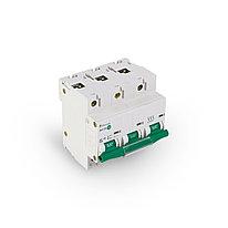 Автоматический выключатель реечный  iPower  ВА47-100 3Р 100А  тип С