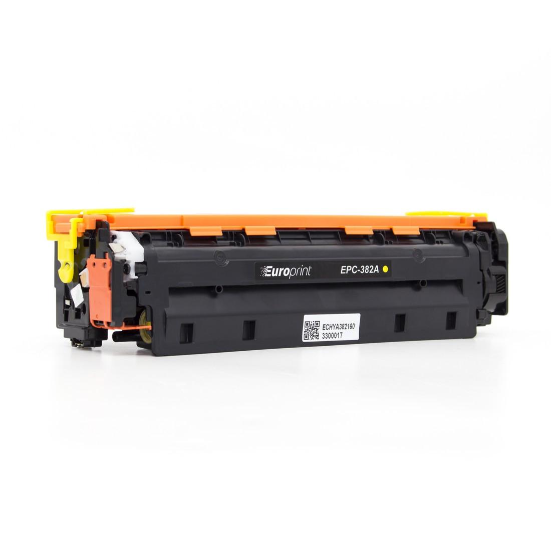 Картридж Europrint EPC-382A Жёлтый