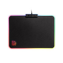 Коврик игровой, Thermaltake, DRACONEM RGB TOUCH ID (MP-DCM-RGBHMS-02), Чёрный