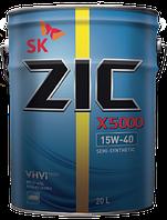 Моторное масло ZIC DIESEL Х5000 15w40 20литров