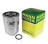Топливный фильтр  mann 940/16 x ( Железный)