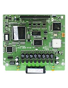 WTIB4 плата радиоабонентов DECT для IP АТС eMG80