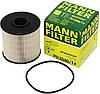 Топливный фильтр mann PU 1046/1 x ( Элемент)
