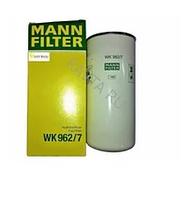 Топливный фильтр mann  WK 962/7 (Железный)