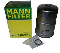 Топливный фильтр mann  940/37 x (Железный)