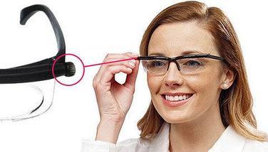 Очки с регулировкой линз Dial Vision [от -3D до +3D], фото 2