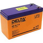 Аккумуляторные батареи Delta серии HR