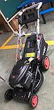 Газонокосилка  бензиновая с металлическим корпусом. самоходная -  plm 51 C, фото 3