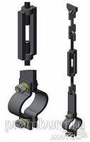 Подвески с двумя тягами, регулируемые талрепами и опорной балкой – ПТ2