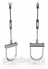 Опоры подвесные пружинные вертикальные – Т41.00
