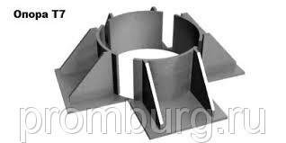 Опоры неподвижные двухупорные усиленные – ТС-663