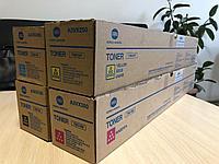 Комплект теноров Тонер /С /Y /M /K TN-619 (Оригинальный)