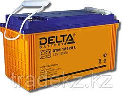 Аккумулятор DELTA DTM 12120 L, 12V/120 A*ч