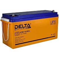 Аккумулятор DELTA DTM 12150 L, 12V/150 A*ч