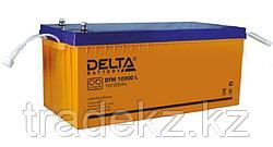 Аккумулятор DELTA DTM 12200 L, 12V/200 A*ч