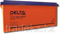 Аккумулятор DELTA DTM 12250 L, 12V/250 A*ч